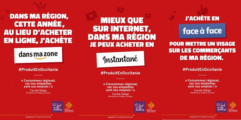 Occitanie consommer local JacheteDansMaZone