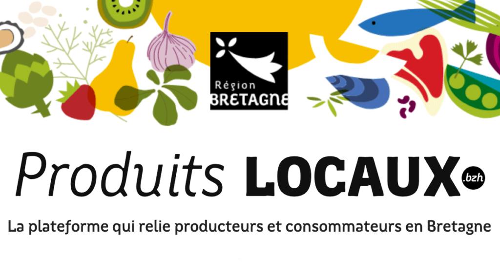 Bretagne Produits locaux