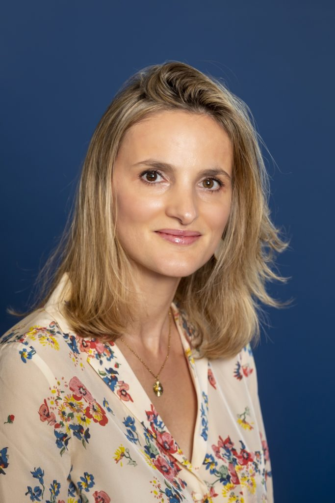 Portrait de Virginie Hauswald, Pdg de Garance