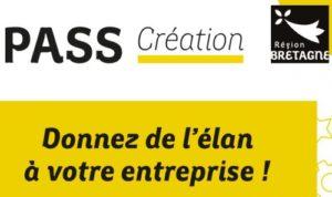 La Pass Création de la Région Bretagne