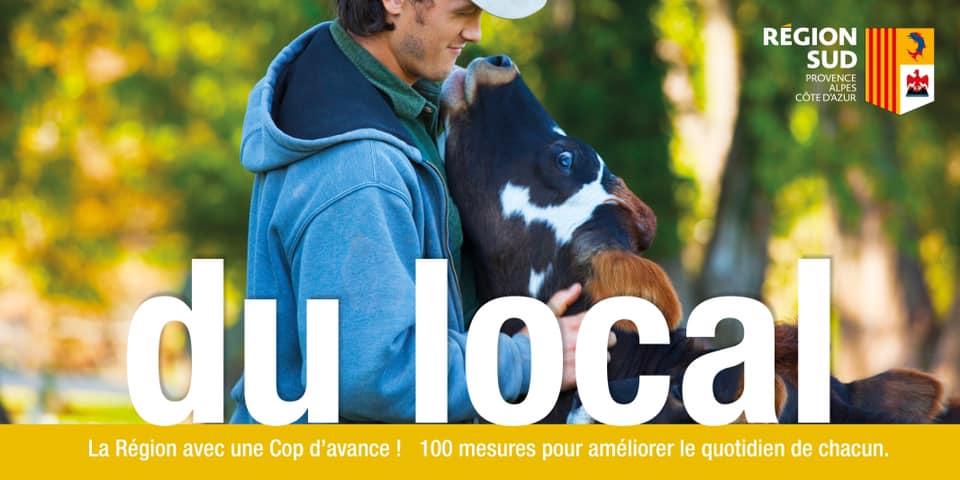 Région Sud - PACA - Plateforme consommer local