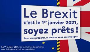 Brexit Soyez prêts