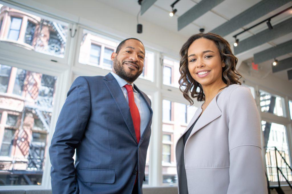 Affaires homme femme entrepreneuriat