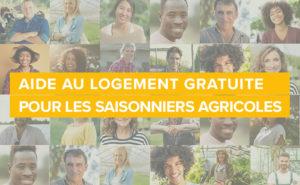 Une aide gratuite pour les saisonniers agricoles